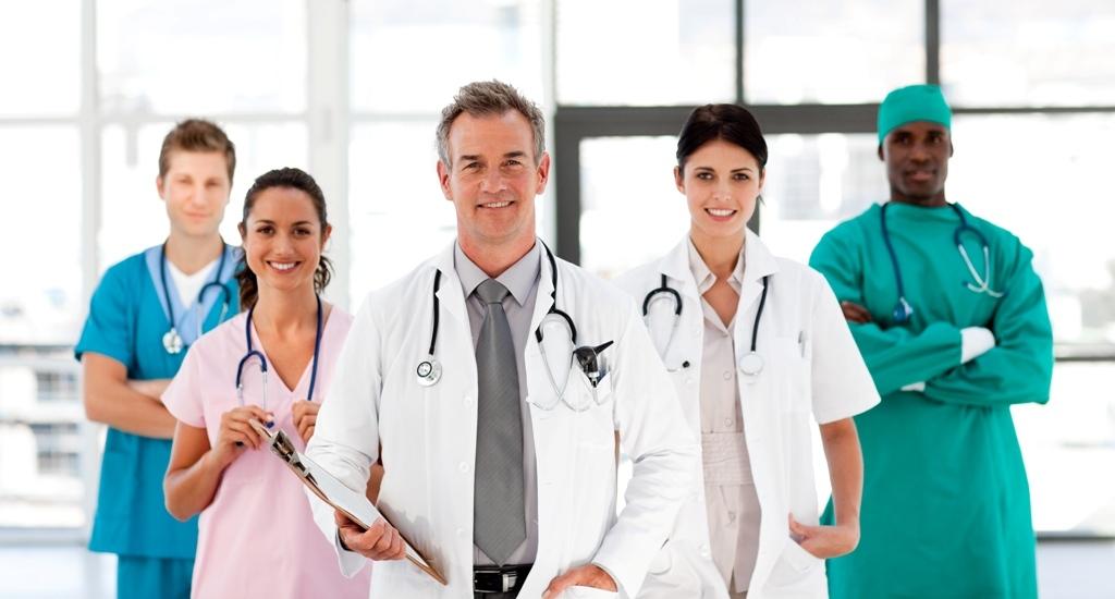 Etude sur les professionnels de la santé