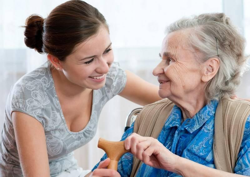 aides et soins aux personnes agées
