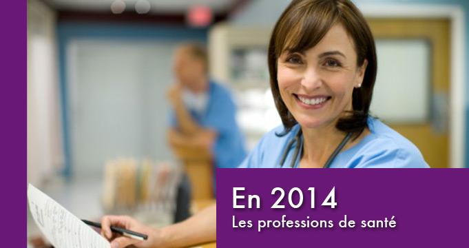 les professions de la Santé