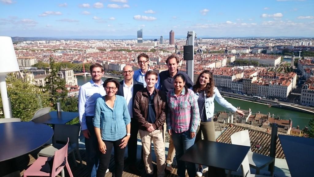 Séminaire de rentrée CDG Conseil à Lyon