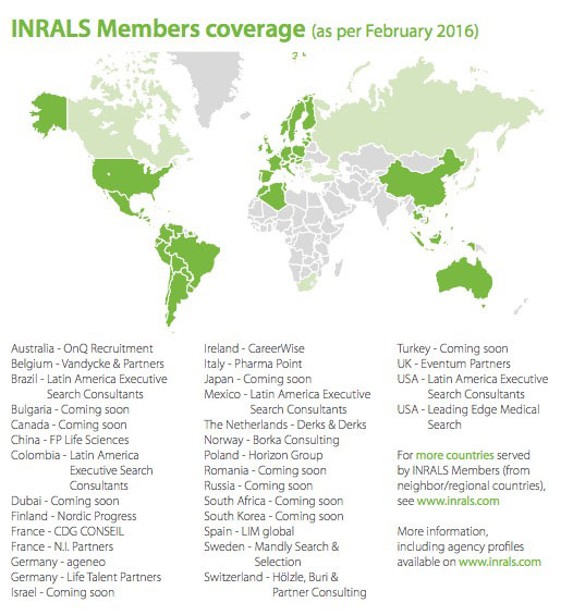 INRALS members coverage 2016