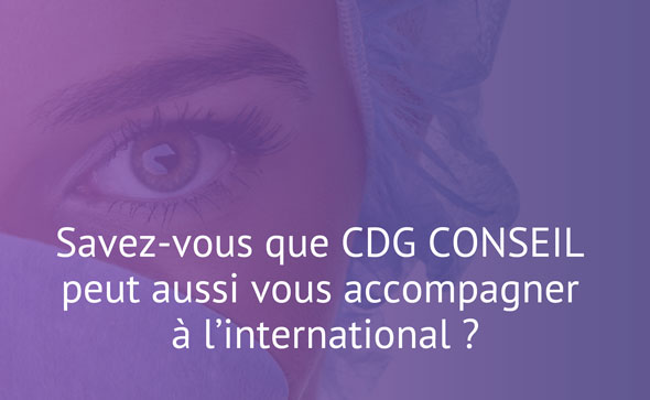 CDG Conseil vous accompagne pour votre recrutement à l'international