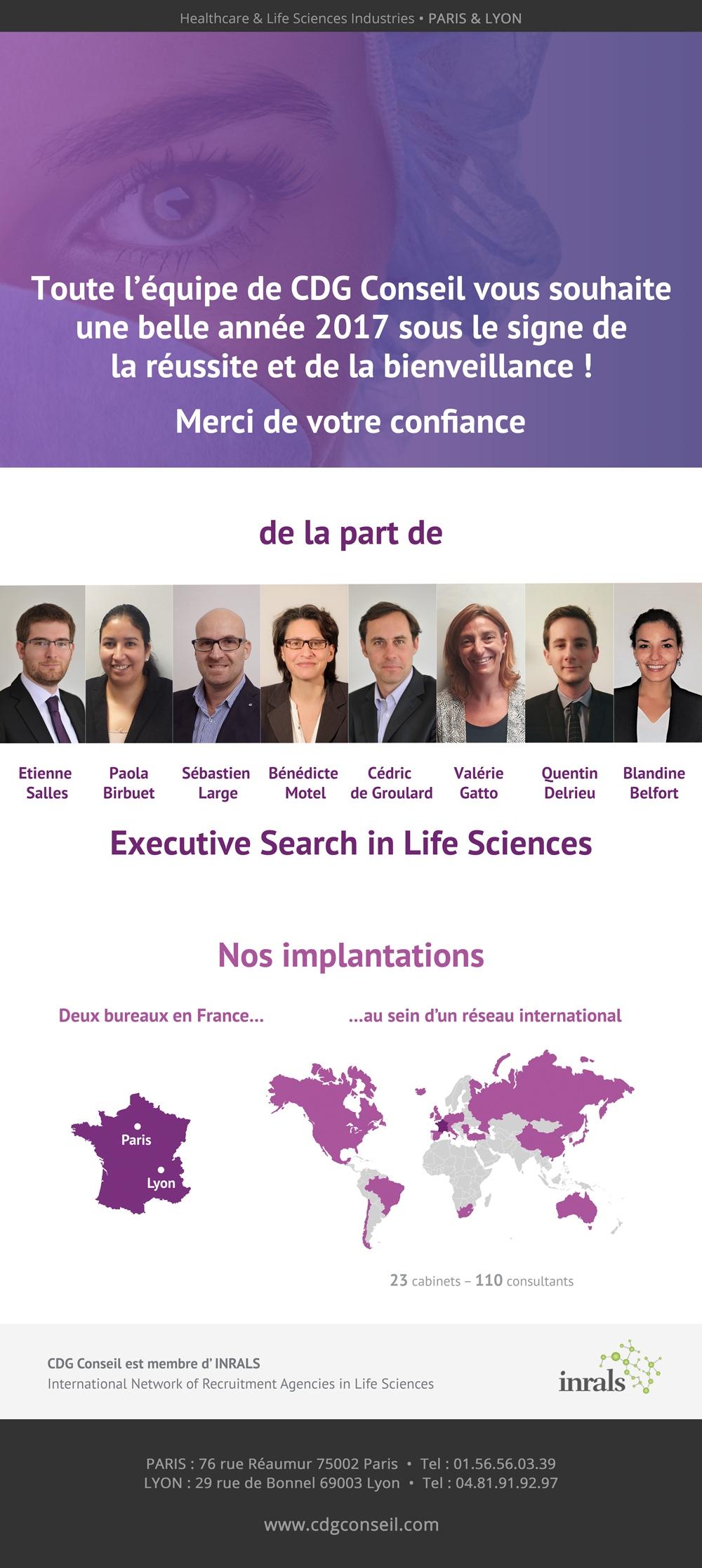 CDG Conseil Vœux 2017