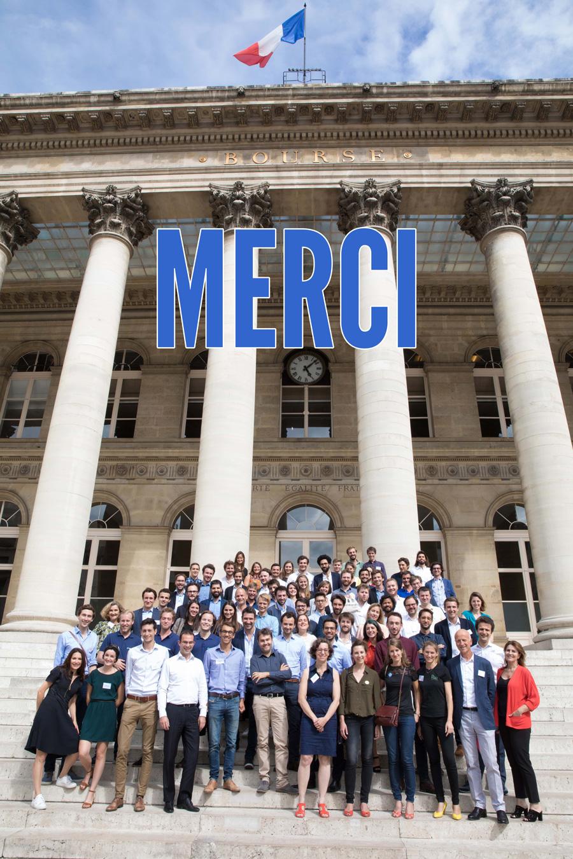 Merci ! Réseau Entreprendre Paris 2016