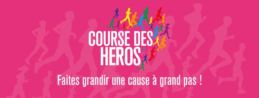 course des Héros - 2018 à Paris & Lyon