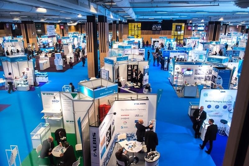 Pharmapack Europe 2020 à Paris