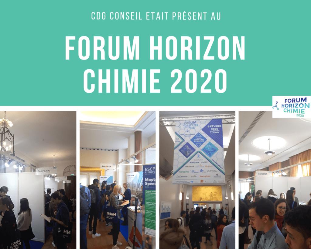 Forum Horizon chimie 2020