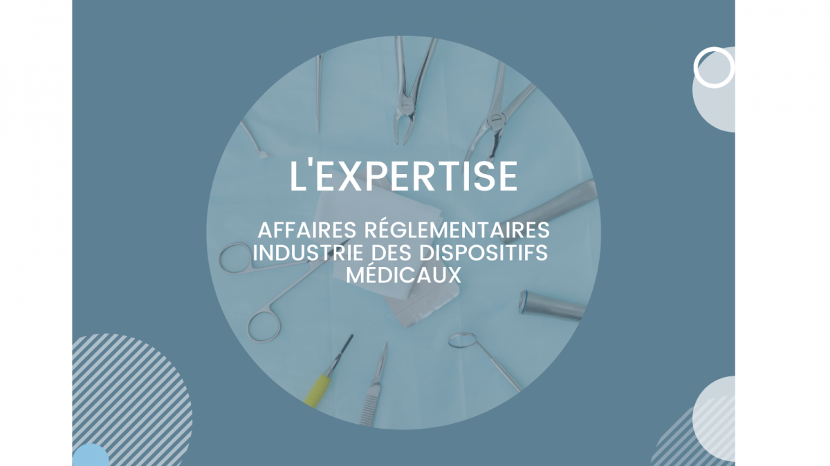 L'Expertise affaires réglementaires Industie pharmaceutique