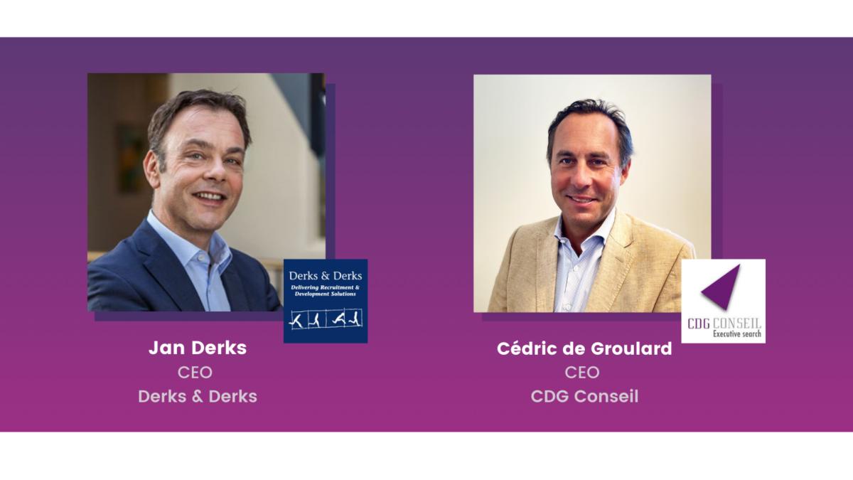CDG Conseil x Derks & Derks